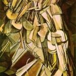 Marcel Duchamp - Duchamp_Nude_Desending_a_Staircase