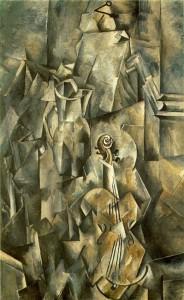 Violon et Cruche, c. 1910
