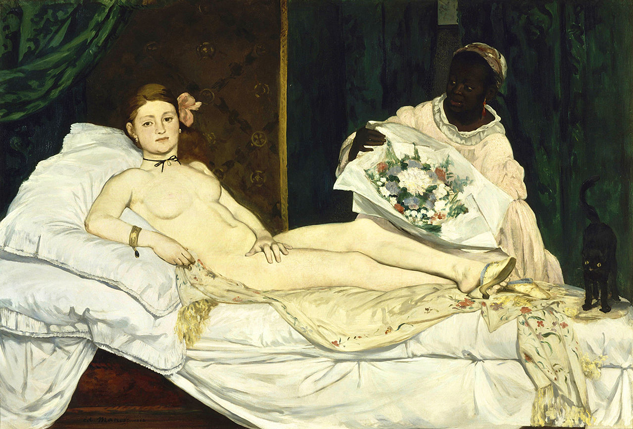 Manet-Olympia-1863