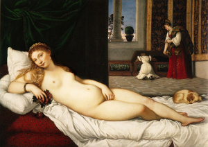 Titian-Venus-of-Urbino-(1538)