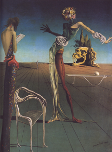 Salvador-Dali-A-Woman-with-a-Head-of-Roses